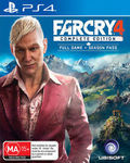 [PS4] Far Cry 4 Complete Edition $18.36 Delivered @ The Gamesmen eBay