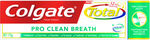 Colgate Total Pro Clean Breath Toothpaste 170g $1.95 (Was $4.55), Oral-B 3D White Diamond Toothpaste 95g $2.24 (Was $4.47) Big W