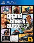 [PS4/XB1] Grand Theft Auto V $39.97 (Was $79.95) @ EB Games