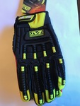 Mechanix Wear Yellow and Red ORHD Gloves-Impact Gloves-Sizes L, XL $44.95 Delivered @ Newcastle Store