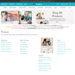 50% off Everything (Excludes Prints) at Snapfish