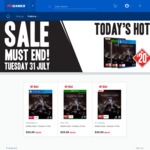 [PC/PS4/XB1] Middle-Earth: Shadow of War $20 @ EB Games