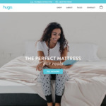 $50 off Hugo Sleep Mattress in a Box - 3 Month at Home Trial - 100% Australian Owned Business