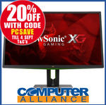 "ViewSonic XG2703-GS 27"" IPS Gaming Monitor $719.20 + $15 Delivery (Free with eBay Plus) @ Computer Alliance eBay"