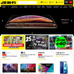 Telstra: $45pm for 12m with 25GB & $200 JB Gift Card or $65pm for 24m with 45GB & $300/$500 Credit for Phone Purchase @ JB Hi-Fi