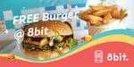 [NSW, VIC] Free 8bit Burger @ 8bit via Liven App [New Users]