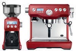 Breville Dynamic Duo Espresso Machine BEP920CRN Red $949.05 (Was $1799) Shipped/C&C @ Myer eBay
