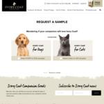 Free 50g Bag of Natural Health Dog or Cat Food (Delivered) @ Ivory Coat