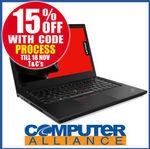 "Lenovo T480 14"" i7-8550U 8G 256G SSD W10 Pro - $1274.15 + $15 Delivery (Free with eBay Plus) @ Computer Alliance"