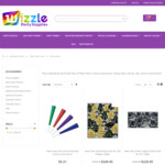 $30 off New Years Eve Party Pack for 100 People + FREE Shipping @ Wizzle Party Supplies