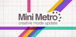 [Android] Mini Metro $1.79 (Was $7.99) @ Google Play Store