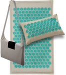 18% off and FREE SHIPPING on Acupressure Mats and Pillows. Set $130.38 (Was $199) @ Happy Healthy Natural