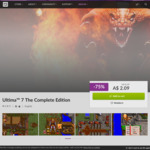 Ultima 7 Complete Edition $2.09 (75% off) at GOG.com (Other Ultima Games as Well)