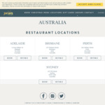 (QLD, NSW, WA, SA) Free Meal for Those Doing It Tough on Xmas Day @ Jamie Oliver Italian Restaurants
