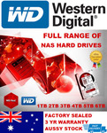 2x WD Red 3TB NAS Drives $214.18 ($107.09 Each) Delivered @ The Hard Drive Shop eBay