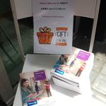 [NSW] Free Aoji Diary Notebook @ George St, Sydney