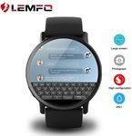 LEMFO LEM X 4G Smart Watch - US $169.69 (~AU $229.48) Delivered @ LEMFO via AliExpress
