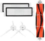 Main Brush Filters Side Brushes Accessories for XIAOMI MI Robot (Gen 1 & 2) US $7.69 (~AU $10.78) Delivered @ Banggood AU