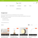 Up to 30% OFF Original Yeelight Products (e.g Yeelight Rechargeable Sensor Night Light $19.99) + Shipping @ Latest Living