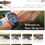 20% off Site-Wide @ Nato Strap Co