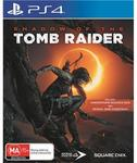 [PS4] Shadow of the Tomb Raider JB Hi-Fi Edition $29 @ JB Hi-Fi