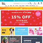 15% off Almost Everything @ Pet House