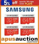 Samsung 256GB Evo Plus MicroSD $58.94 + Delivery (Free with eBay Plus) @ Apusauction eBay