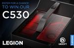Win a Lenovo Legion C530 Cube Gaming Desktop Worth Over $2,000 from Lenovo Legion