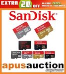 SanDisk Ultra SD Card 256GB $58.95 + Delivery (Free with eBay Plus) @ Apus Auction eBay