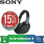 [eBay Plus] Sony WH-1000XM3 Wireless Noise Cancelling Headphones $356.15 Delivered @ Wireless1 eBay