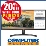 """LG 29"""" 29WK500-P IPS Ultrawide LED Monitor $207.20 + $15 Delivery (Free with eBay Plus) @ Computer Alliance eBay"""