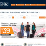 [QLD] 8%* off Domestic ParkLong, Guaranteed Space and ParkPremuim @Brisbane Airport Parking