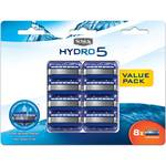 Schick Hydro 5 Blades with Gel 8 Pack $16 @ Woolworths (Save $16)