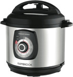 Kambrook KPR620BSS Pressure Cooker $60 + Delivery (Free C&C) @ The Good Guys eBay