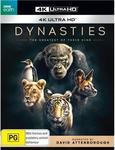 Dynasties 4K $22.48, Blue Planet 2 4K $18.74, Planet Earth 2 4K $18.74 Pickup /+ Delivery @ JB Hi-Fi