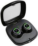 Cygnett FreePlay Bluetooth Earphones - Black $49 (Was $129) @ Target