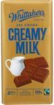 Whittaker's Chocolate Blocks Varieties 200g $3 (Was $4.80) @ Big W
