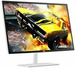 "[eBay Plus] AOC 32"" Q3279VWFD8 QHD LCD Monitor 2560X1440 IPS 75hz $267.75 Delivered @ Shallothead eBay"