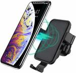 CHOETECH Wireless Car Charger $28.99 + Delivery (Free with Prime/ $49 Spend) @ Amazon AU (Code: 33KBU9UI)