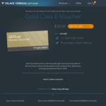 Village Gold Class e/Voucher $30 @ Village Cinemas