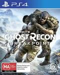 [PS4, XB1, Prime] Ghost Recon Breakpoint $43 Delivered @ Amazon AU