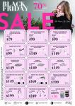 Jamie J Bathroom Tapware - Black Friday Sale - up to 70% off RRP