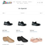 School Shoes from $39.99 Shipped @ Awesome Kids
