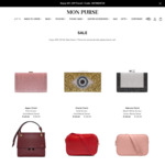 40% off All Sale Items at Mon Purse