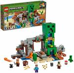 LEGO Minecraft 21155 $89, Arctic Scout Truck 60194 $45, HP Great Hall 75954 $128, Land Rover 42110 $247 @ Amazon AU