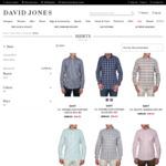 Gant Men's Long Sleeve Shirt $59 (Was $169-$269) @ David Jones