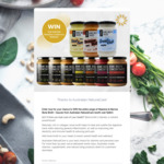 Win a Meadow & Marrow Bone Broth & Sauces Prize Pack Worth Over $260 from Australian NaturalCare