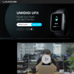 Win a Ufit Worth $60 from UMIDIGI