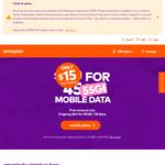 100GB Free Bonus Data for Existing Customers @ Amaysim