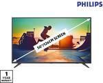 """Philips 4K 50"""" Slim Smart LED TV $399 @ ALDI"""